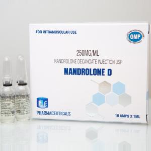 Nandrolone D - Nandrolone Decanoate - Ice Pharmaceuticals